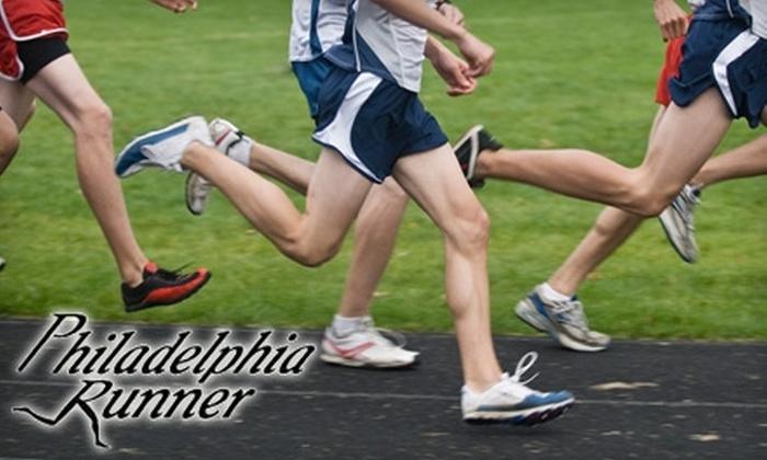 Philadelphia Runner - Concord: $25 for $50 Worth of Shoes and Apparel at Philadelphia Runner in Glen Mills