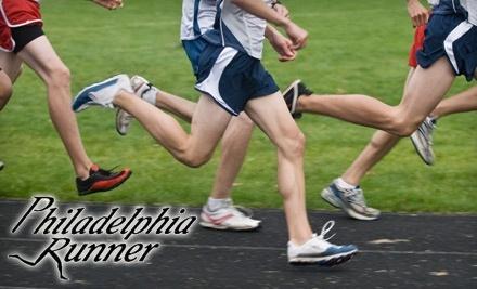 $50 Groupon to Philadelphia Runner - Philadelphia Runner in Glen Mills