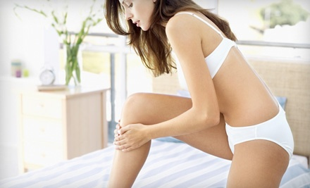 6 Laser Treatments for Stretch Marks, Brown Spots, or Scar Reduction on 1 Large Area (a $900 value) - Bella in Atlanta