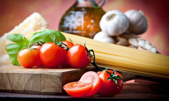 La Trattoria D'Italia Ristorante - Greenview: $19 for an Italian Meal for Two at La Trattoria D'Italia Ristorante (Up to $ 43.65 Value)