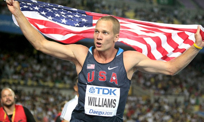 U.S. Open Track & Field - Cypress Hills: One Ticket to U.S. Open Track & Field at Madison Square Garden on January 28 at 7 p.m. Three Options Available.