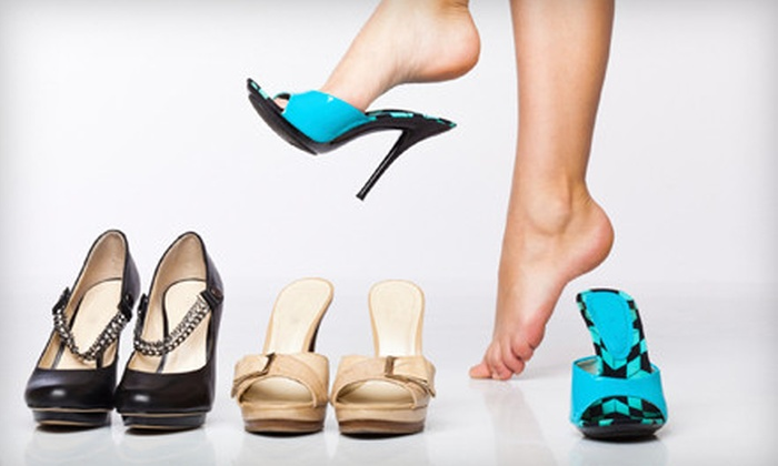 Sole to Soul Footwear - Willow Park: $25 for $50 Toward Shoes at Sole to Soul Footwear