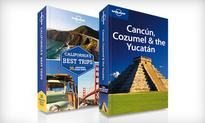 Lonely Planet: $19 for $45 Worth of PDF eBook Travel Guides from Lonely Planet