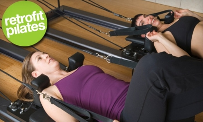 Retrofit Pilates - Swansea: $49 for Five Mat Pilates Classes or Three Equipment Sessions at Retrofit Pilates (Up to $104 Value)