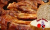 Diggers BBQ Express - Greenville: $7 for $15 Worth of Barbeque at Diggers Barbeque, or $20 for $40 Worth of Catered Fare