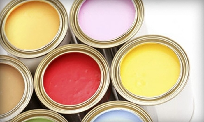 Fresh Coat Painters - North Scottsdale: 69 for a One-Room Paint Job from Fresh Coat Painters ($249 Value)