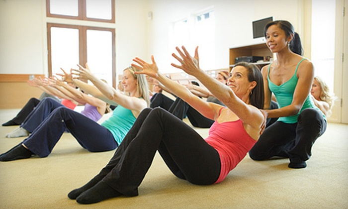 The Dailey Method - Multiple Locations: 2, 4, or 10 Drop-In Classes at The Dailey Method (Up to 62% Off)