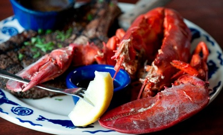 $50 Groupon to The Fishery - The Fishery in East Rockaway