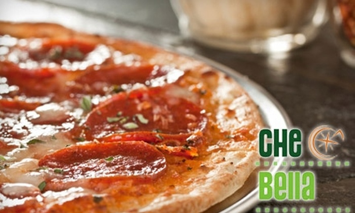 Che Bella Pizza - Morningside Heights: $5 for $10 Worth of Italian Fare at Che Bella Pizza in Morningside Heights