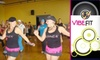 Vibe Fit - Dearborn: $12 for Five Zumba Classes with Vibe Fit at The Fairlane Club (Up to $30 Value)