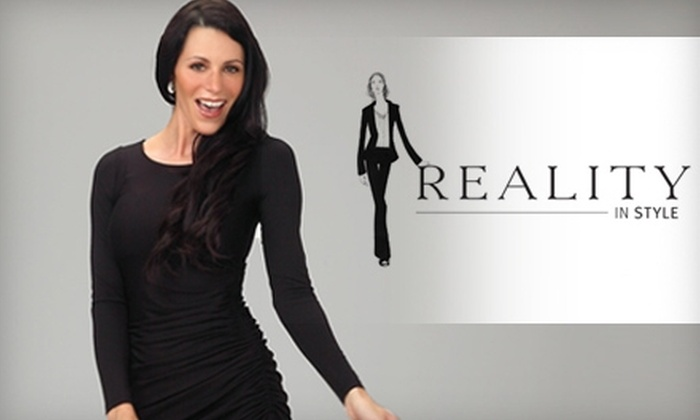Reality In Style: $60 for $150 Worth of Women's Apparel Online at Reality In Style