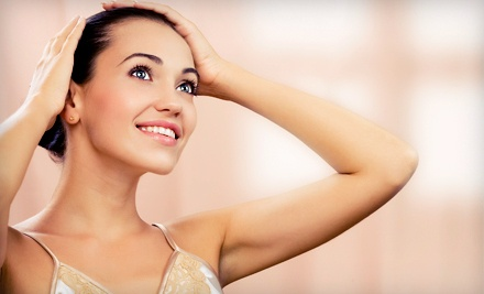 3 Laser Hair-Removal Treatments on a Small Area - BryanLGH LifePointe  in Lincoln