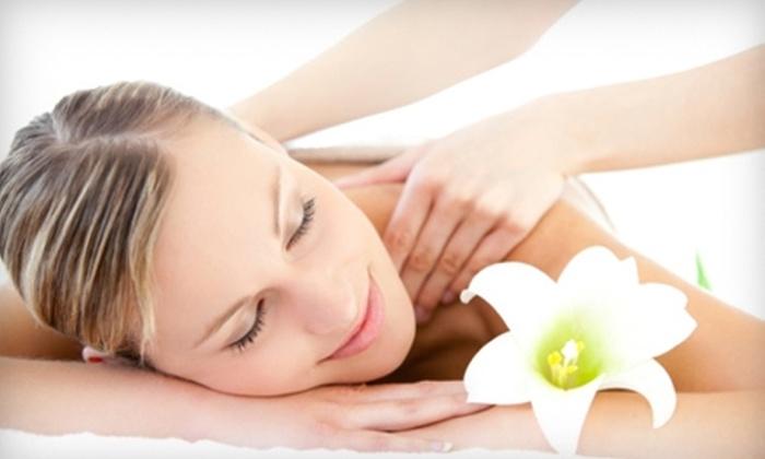 Magic Hands Massage, LLC - West Omaha: Massage and Ionic Detox Footbath ($80 Value)