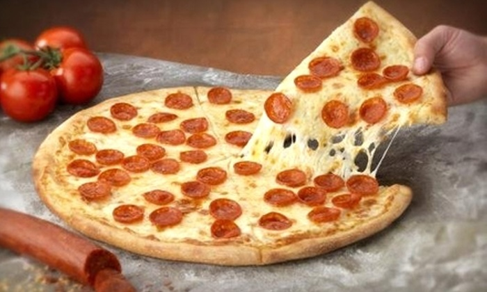 Jet's Pizza Wyoming - Wyoming: $7 for Large One-Topping Pizza and Bread Sticks at Jet's Pizza Wyoming ($16 Value)