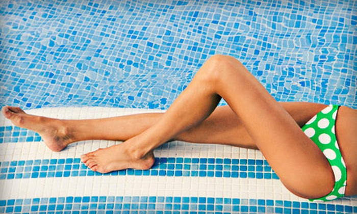 Solé Spa Wellness Center - Jacksonville Beach: One or Three Brazilian or Bikini Waxes, or One Men's Full Back or Chest Wax at Solé Spa Wellness Center (Up to 54% Off)