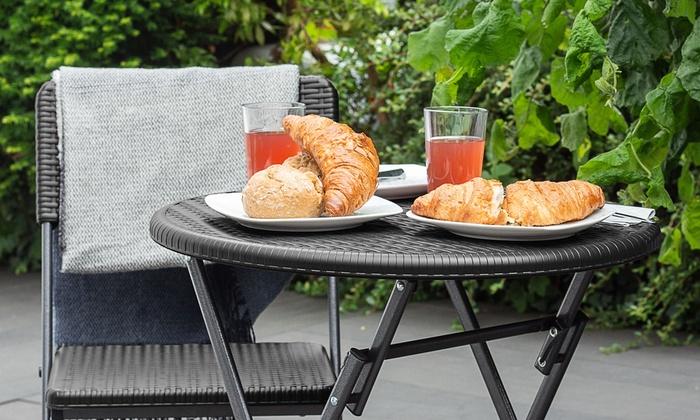 2 chaises jardin haute qualité | Groupon