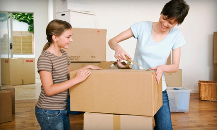 Southern Elite Moving and Home Delivery - Four Corners: Two or Four Hours of Moving Services from Southern Elite Moving and Home Delivery (Up to 61% Off)