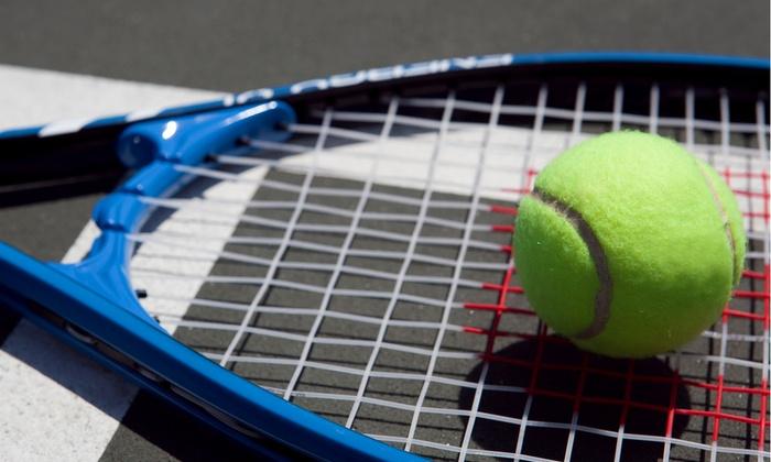 LTA Tennis Clinics - Rancho Penasquitos: Half-Day Tennis Camp for Ages 7–14 at LTA Tennis Clinics (51% Off). Four Options Available.