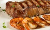 Up to 45% Off Steak at Los Ranchos of The Falls