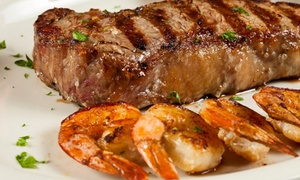Los Ranchos of The Falls: $22 for $30 Worth of Food and Drinks at Los Ranchos (Up to 27% Off)