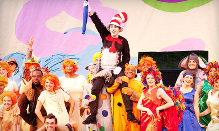 "Stephen Foster Productions - Bardstown: $18 for Stephen Foster Productions' ""The Stephen Foster Story"" or ""Seussical"" for Two (Up to $36 Value)"