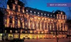 Homage Restaurant - Covent Garden: 5* The Waldorf Hilton Covent Garden: Two or Three Course Dinner with Champagne for One or Two (Up to 44% Off)