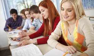 Xamaze Tutoring: Six Weeks of the SAT Prep Course or Two Tutoring Sessions (Up to 63% Off)