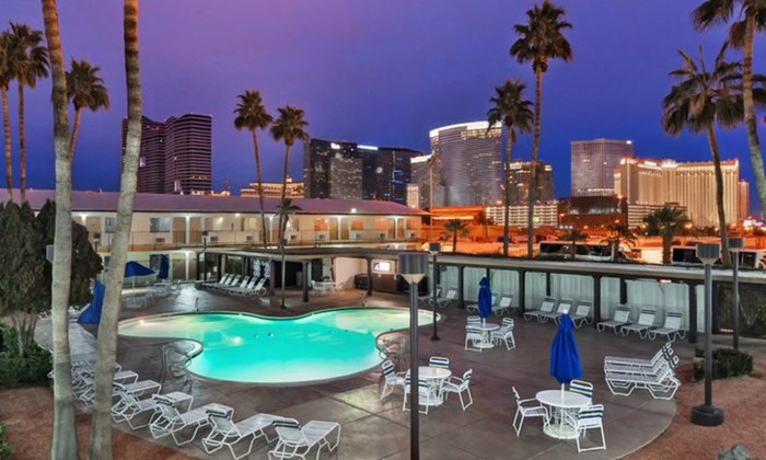 Days Inn Las Vegas - Las Vegas: Stay for Two with Casino Match Play at Days Inn Las Vegas. Dates Available into November.