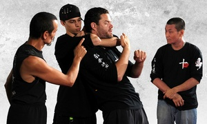 JKD Family Martial Arts: Eight Self-Defense Classes or One Month of Unlimited Self-Defense Classes at JKD Family Martial Arts (Up to 87% Off)