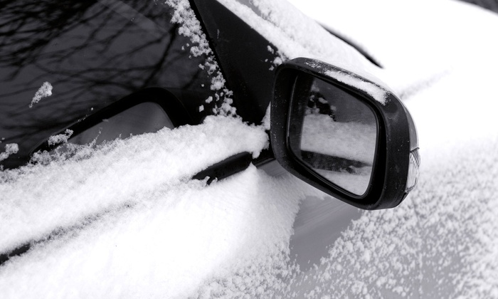 Apple Auto - Voorhees: $39 for a Winter-Prep Car Service Package at Apple Auto ($223.75 Value)