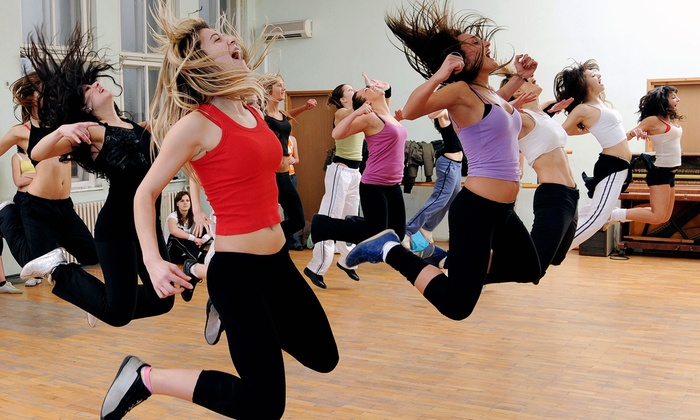 The Klubhouse 2 - West Sacramento: 10 or 20 Zumba or R.I.P.P.E.D. Classes at The Klubhouse 2 (Up to 81% Off)