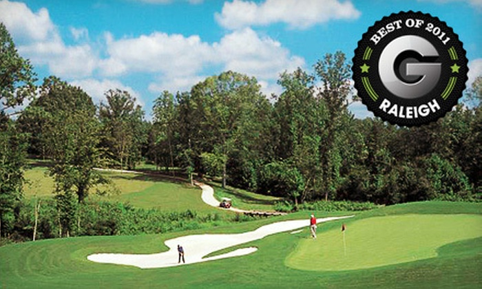 Eagle Ridge Golf Club - Eagle Ridge: 18-Hole Round of Golf for One or Four with Cart Rental at Eagle Ridge Golf Club (Up to 65% Off)
