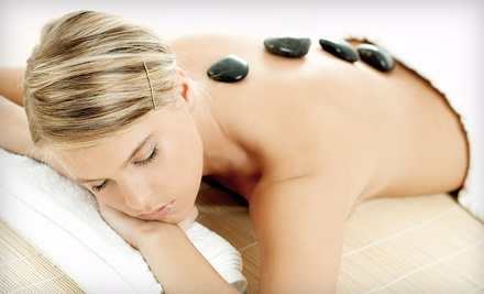 Choice of 1-Hour Hot-Stone or Deep-Tissue Massage - Sanctuary Salon & Spa at Sanctuary South Beach in Miami Beach