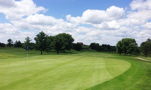River Valley Golf Course: 18-Hole Round of Golf with Cart for Two or Four at River Valley Golf Course - Spring Special - (Up to 44% Off)