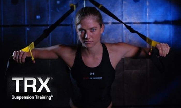 Madison Athletic Club - Madison Heights: $29 for Five TRX-Suspension Training Classes at Madison Athletic Club in Madison Heights ($65 Value)