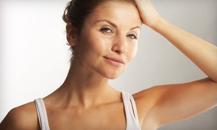 Flawless Med Spa - Bonita: $99 for Three Laser Hair-Removal Treatments at Flawless Med Spa in La Verne (Up to $450 Value)