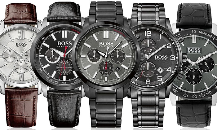 Connu missing {{discount}} value] Montre Hugo Boss pour homme | Groupon DB31