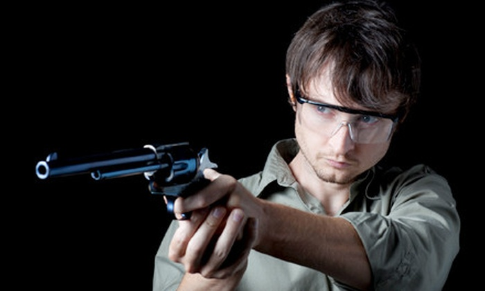 Oklahoma Safety & Security Source - Sheridan Center: 10 Shooting-Range Outings or One-Year Membership at Oklahoma Safety & Security Source (Up to 75% Off)
