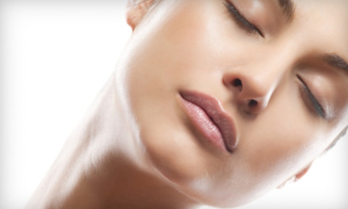 Great Face & Body - Raynolds Addition: Anti-Aging Facials and Eye and Lip Treatment at Great Face & Body. Five Options Available.