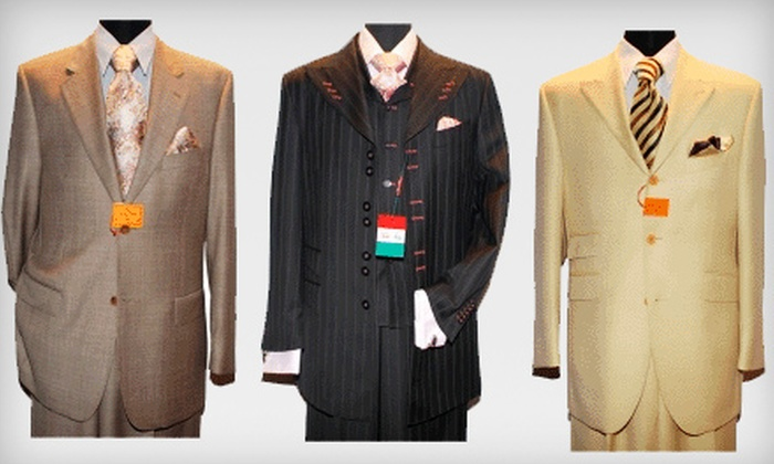 Miller's Designs - Indian River: Designer or Custom Men's Clothing at Miller's Designs in Chesapeake