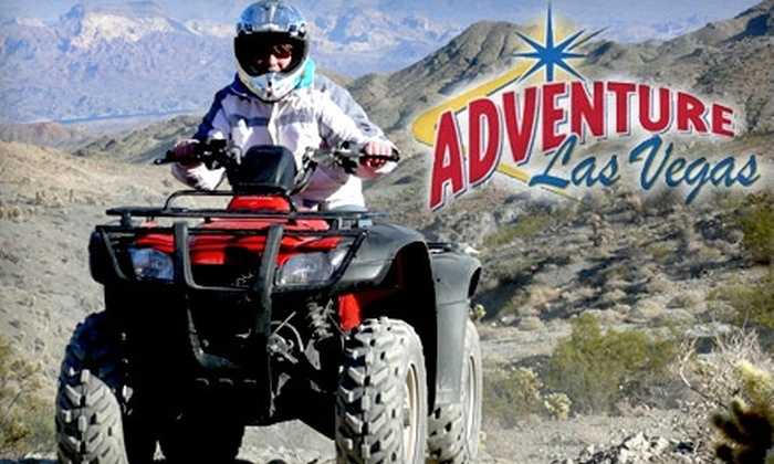 Awesome Adventure Guide - Boulder City: $75 for a Two-Hour Eldorado Canyon ATV Tour and Gold Mine Visit with Adventure Las Vegas ($159 Value)