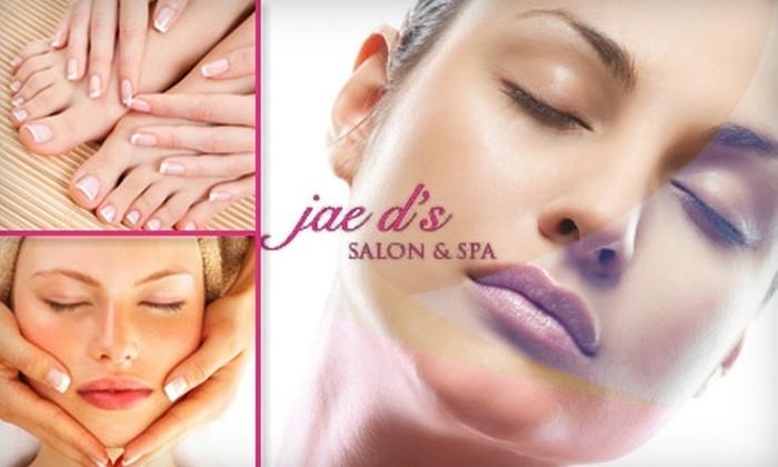 Jae D's Salon & Spa - Crestwood: $58 Spa Package at Jae D's Salon & Spa ($140 Value)