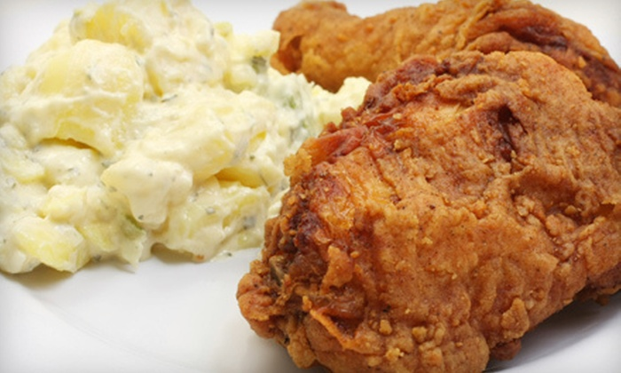 Wanda J's Restaurant - Central Park Plaza: Traditional Southern Comfort Fare for Dinner or Breakfast at Wanda J's Restaurant in Broken Arrow (Half Off)