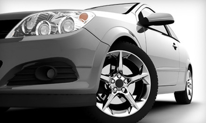 The Automotive Empire - Humber Summit: Oil and Filter Change or Winter Oil-Change Package at The Automotive Empire (Up to 70% Off)