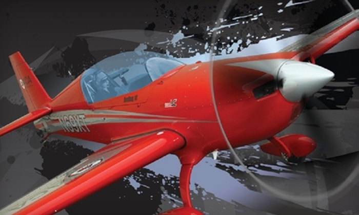 Sky Combat Ace - Henderson: $199 for an Aerobatic Afterburner Flight from Sky Combat Ace ($529 Value)