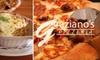 Graziano's Pizzeria - Rancho Bernardo: $10 for $25 Worth of Pizza and Casual Italian Eats at Graziano's Pizzeria in Carmel Mountain Ranch