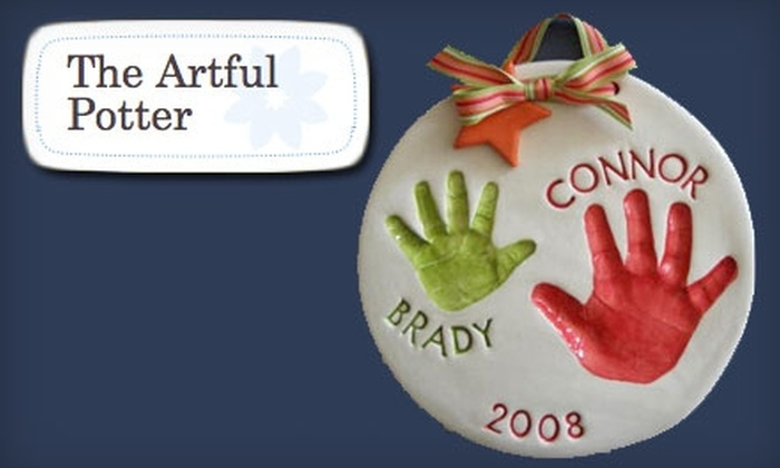 The Artful Potter - Las Vegas: $10 for $20 Worth of Paint-Your-Own Ceramics at The Artful Potter