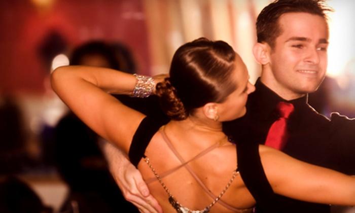 ClubWest Dance Studio - Norton: $49 for Dance-Lesson Package for Two at ClubWest Dance Studio ($238 Value)