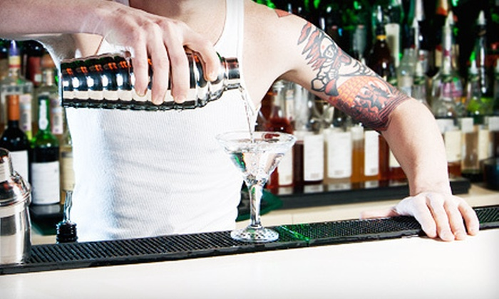 Metropolitan Bartending School - Kitsilano: Martini Workshop for One or Two or Bar Chef Program at Metropolitan Bartending School (Up to 55% Off)