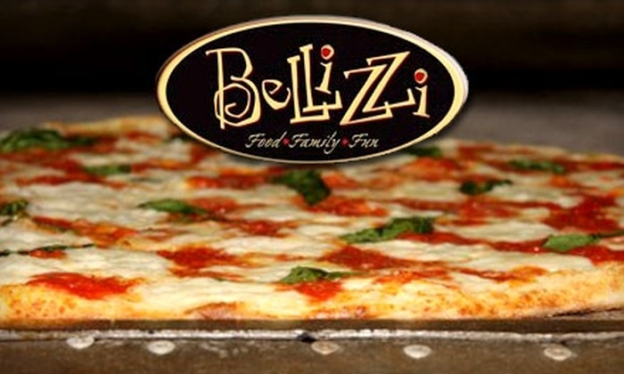 Bellizzi - Mount Kisco: $10 for $20 Worth of Pizza, Pasta, and More at Bellizzi